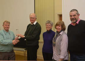 North Berwick Photographic Club Challenge Trophy 2013